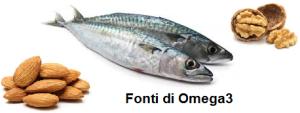 fonti omega 3