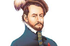 Hernán Cortés , importatore del pomodoro