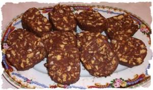 Una applicazione della farina di lupini per dolci in Zona