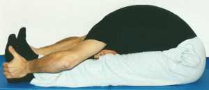 Rilassare la schiena