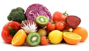 Frutta e Verdura sono i migliori Carboidrati per la Piramide alimentare in Zona