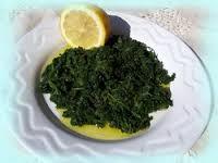 Horta, con gli immancabili limone ed olio