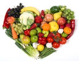 frutta e verdura, i carboidrati fondamentali