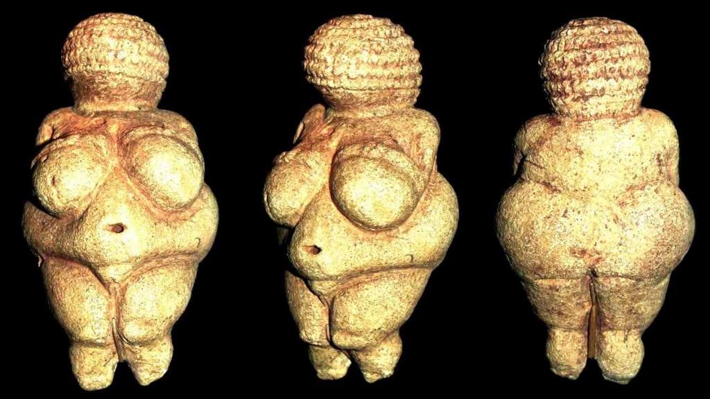Venere di Willendorf.