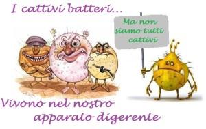 cattivi batteri