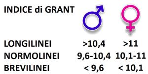 indice di grant