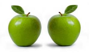 2 mele al giorno