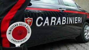 Stavo per chiamare i Carabinieri