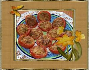 pomodori ripieni gratinati ricetta