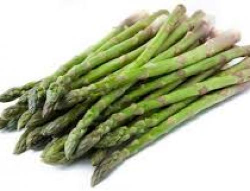 Asparagi . Cibi per la Zona Mediterranea