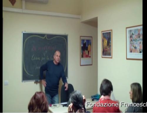 Gabriele Buracchi. Seminari alla Fondazione Franceschi. Firenze