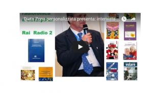 Caterpillar Rai Radio 2. Dieta Zona