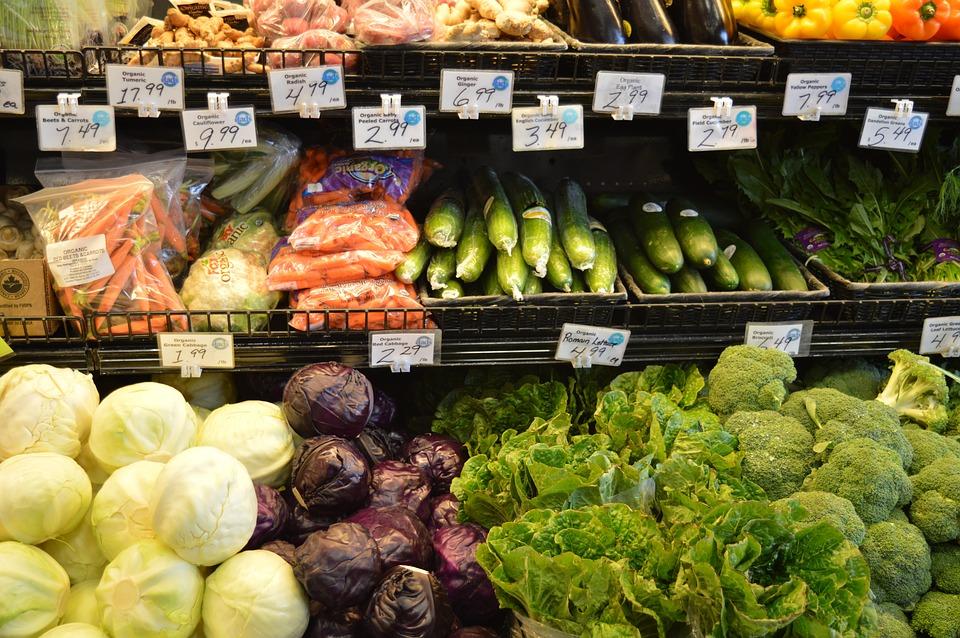 Dieta Zona. Fare la spesa