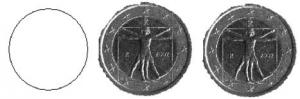 monete ruotate