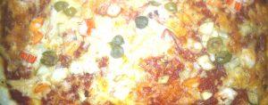La Pizza…in Zona
